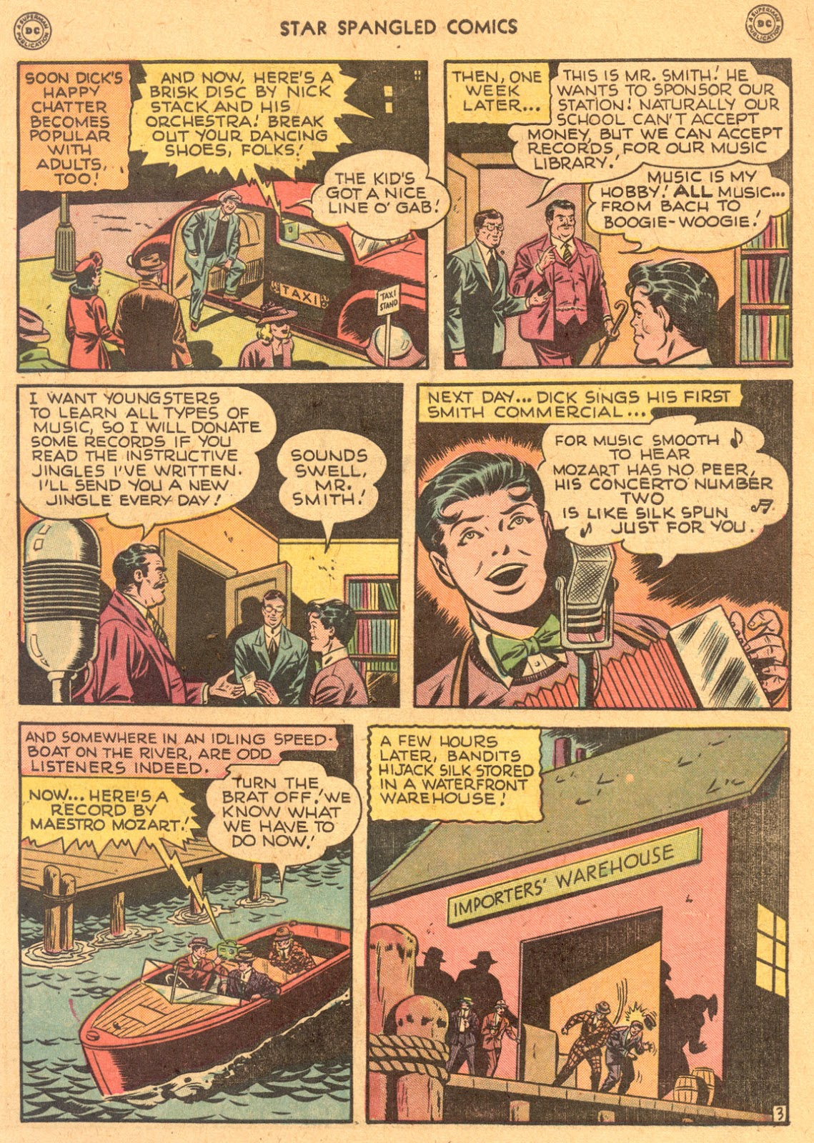 Star Spangled Comics (1941) issue 80 - Page 5