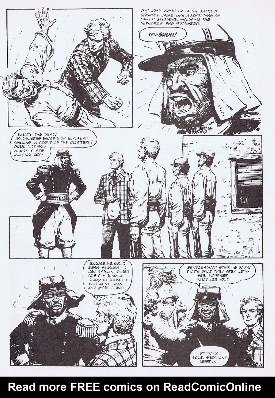 Read online Merchants of Death comic -  Issue #3 - 5