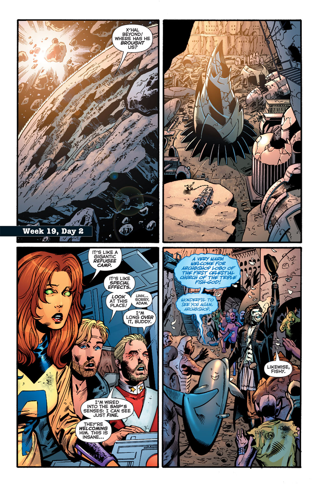 Read online 52 comic -  Issue #19 - 8