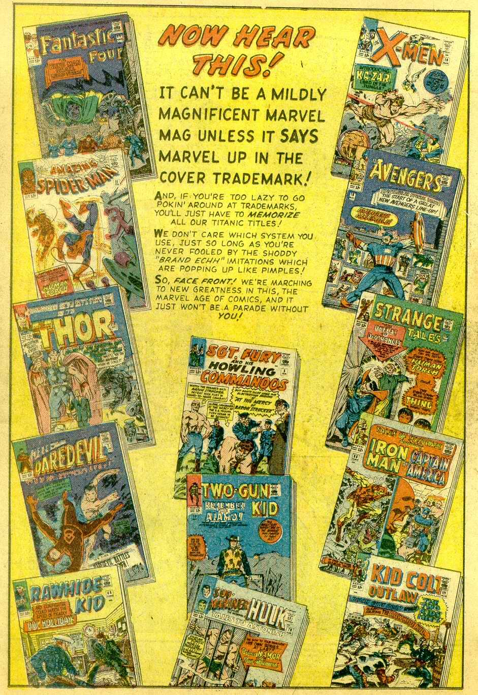 Read online Sgt. Fury comic -  Issue # _Annual 1 - 74
