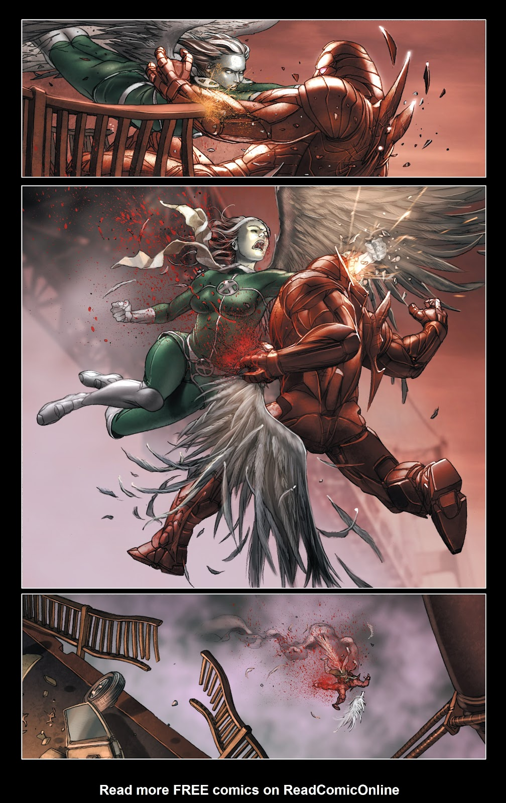 Read online X-Men: Second Coming comic -  Issue # _TPB (Part 3) - 12