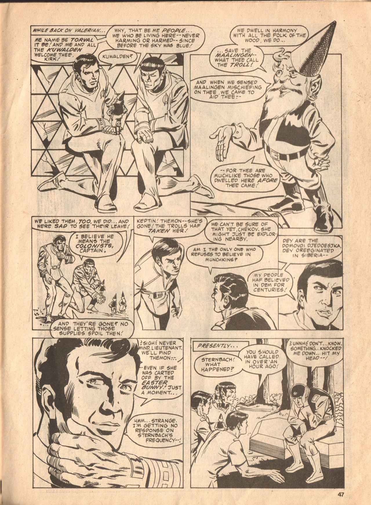 Read online Future Tense comic -  Issue #38 - 47