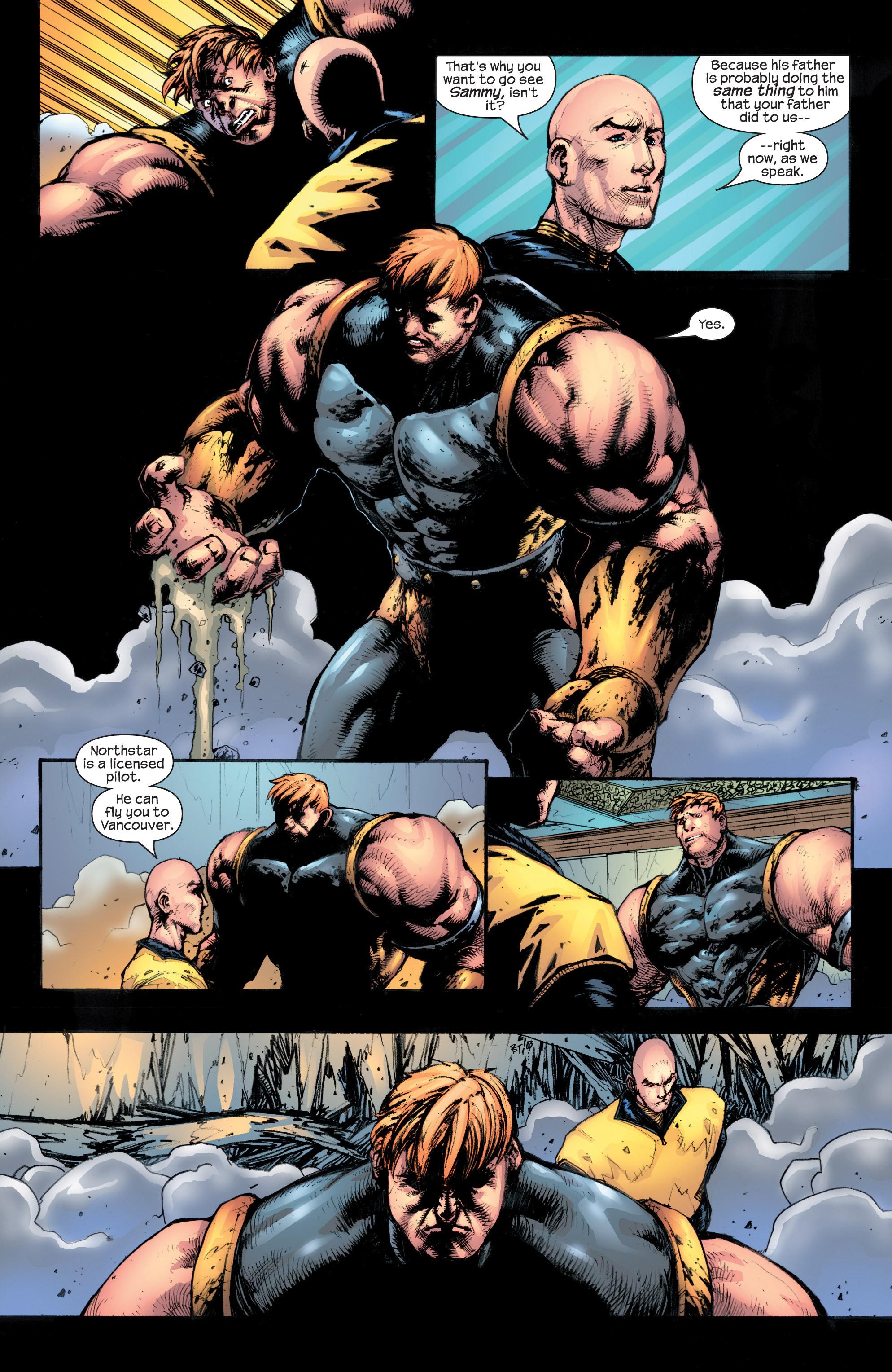 Read online Uncanny X-Men (1963) comic -  Issue #429 - 22
