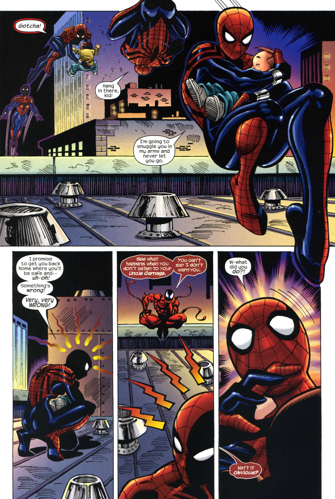 Read online Amazing Spider-Girl comic -  Issue #11 - 22