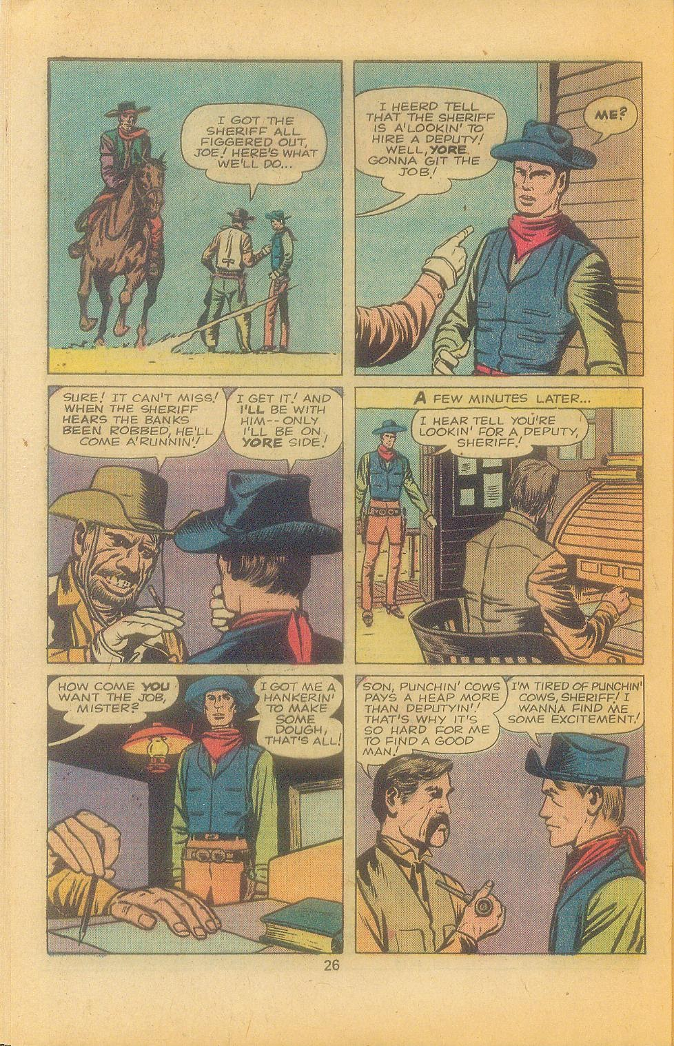 Kid Colt Outlaw issue 197 - Page 28