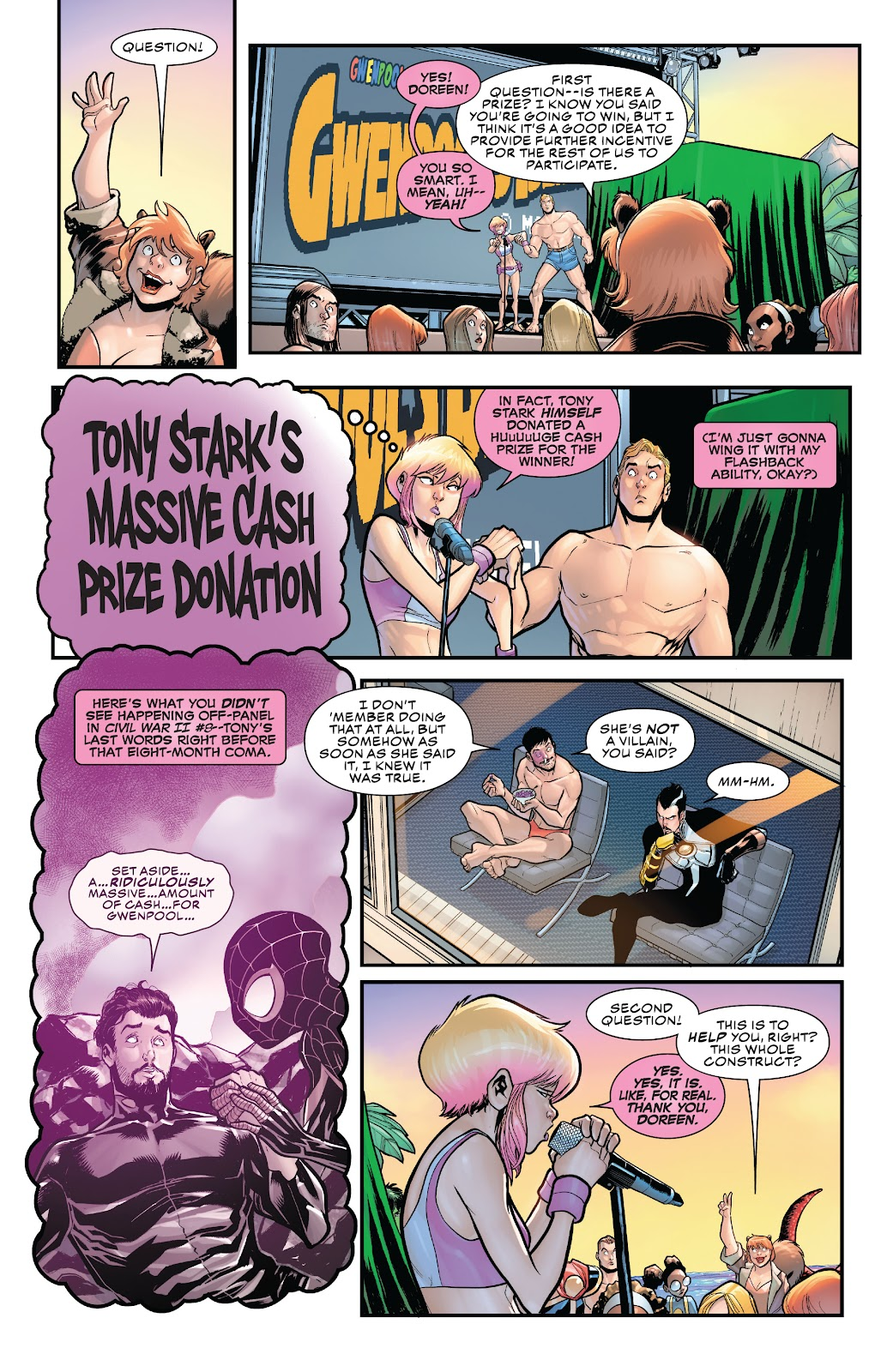 Gwenpool Strikes Back issue _TPB - Page 62
