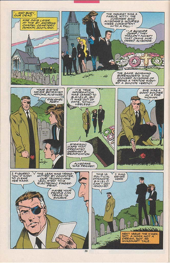 Excalibur (1988) issue 56 - Page 23