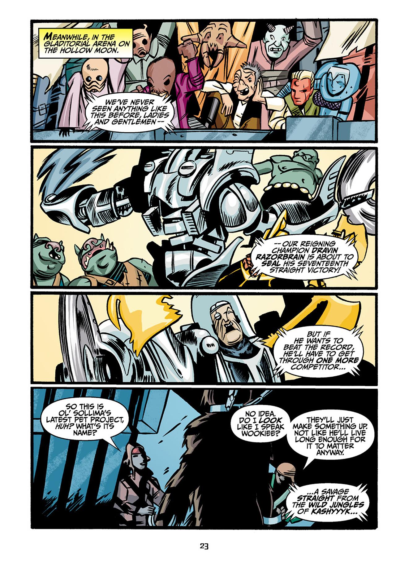 Read online Star Wars Omnibus comic -  Issue # Vol. 33 - 25