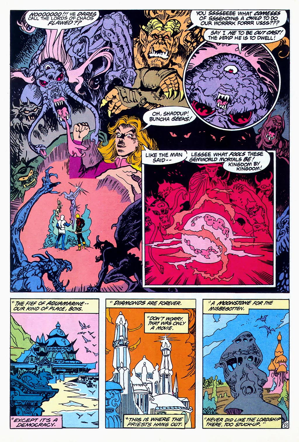Read online Amethyst (1987) comic -  Issue #1 - 9