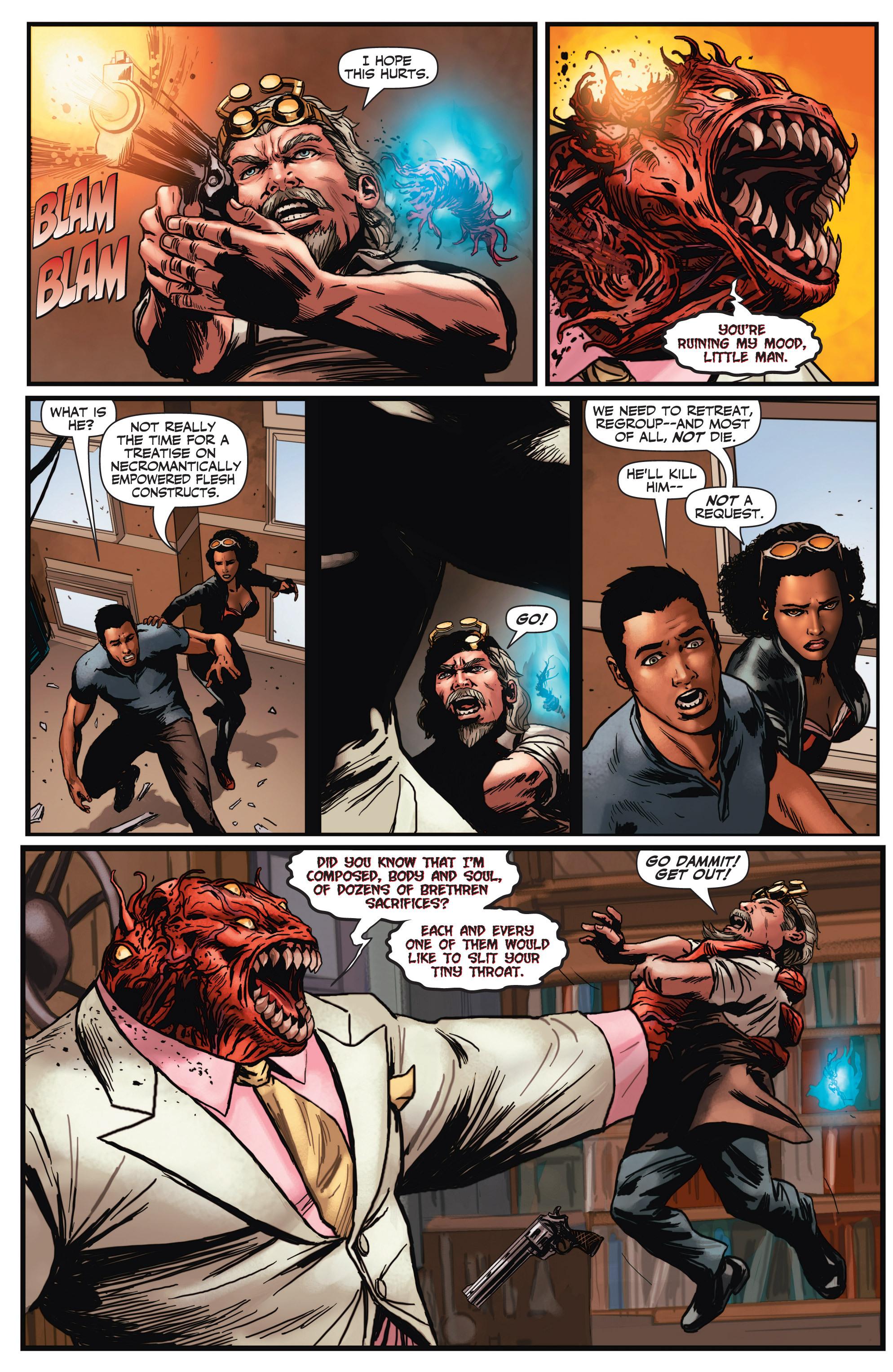 Read online Shadowman (2012) comic -  Issue #3 - 6