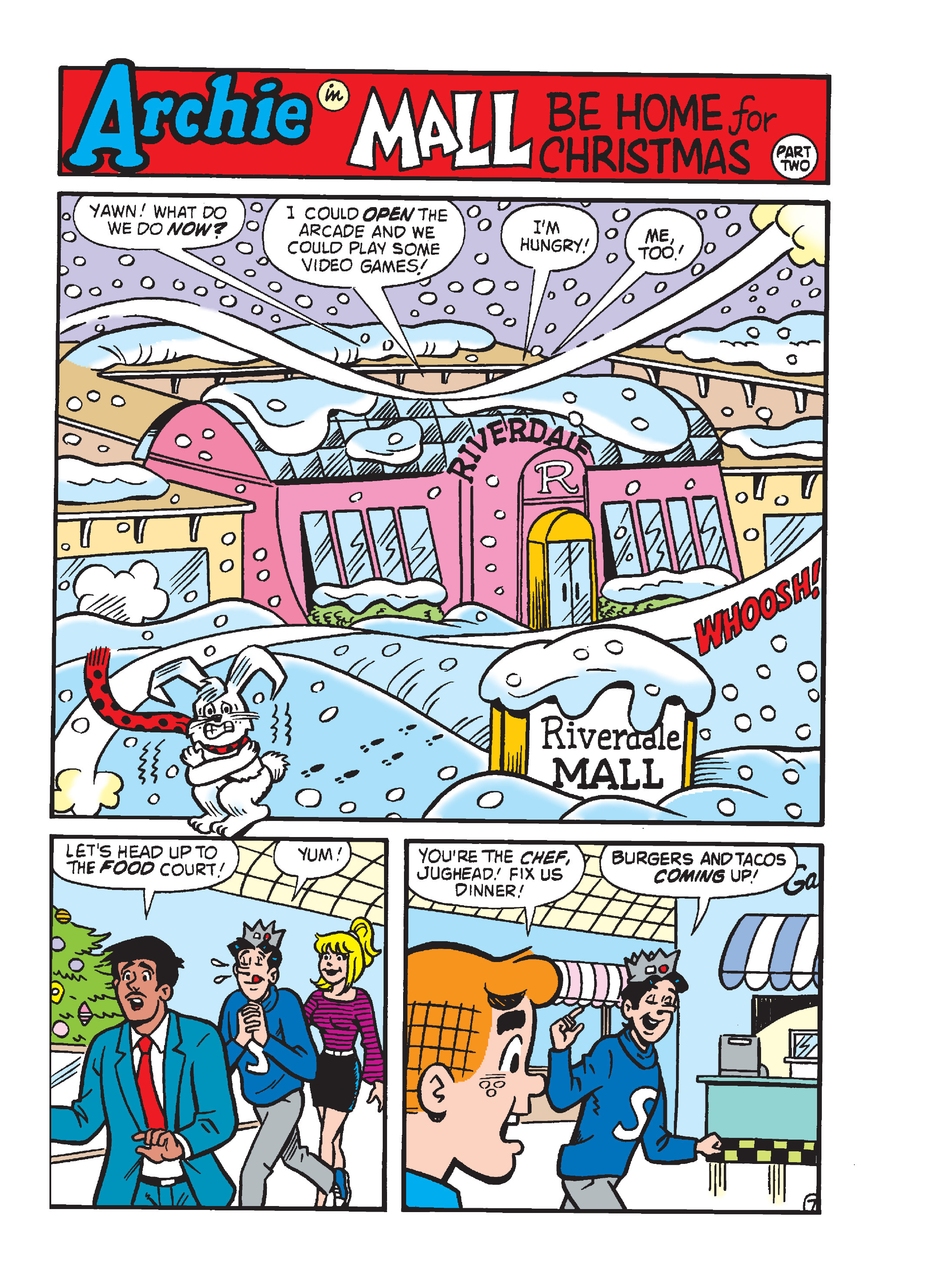Read online Archie's Funhouse Double Digest comic -  Issue #23 - 177
