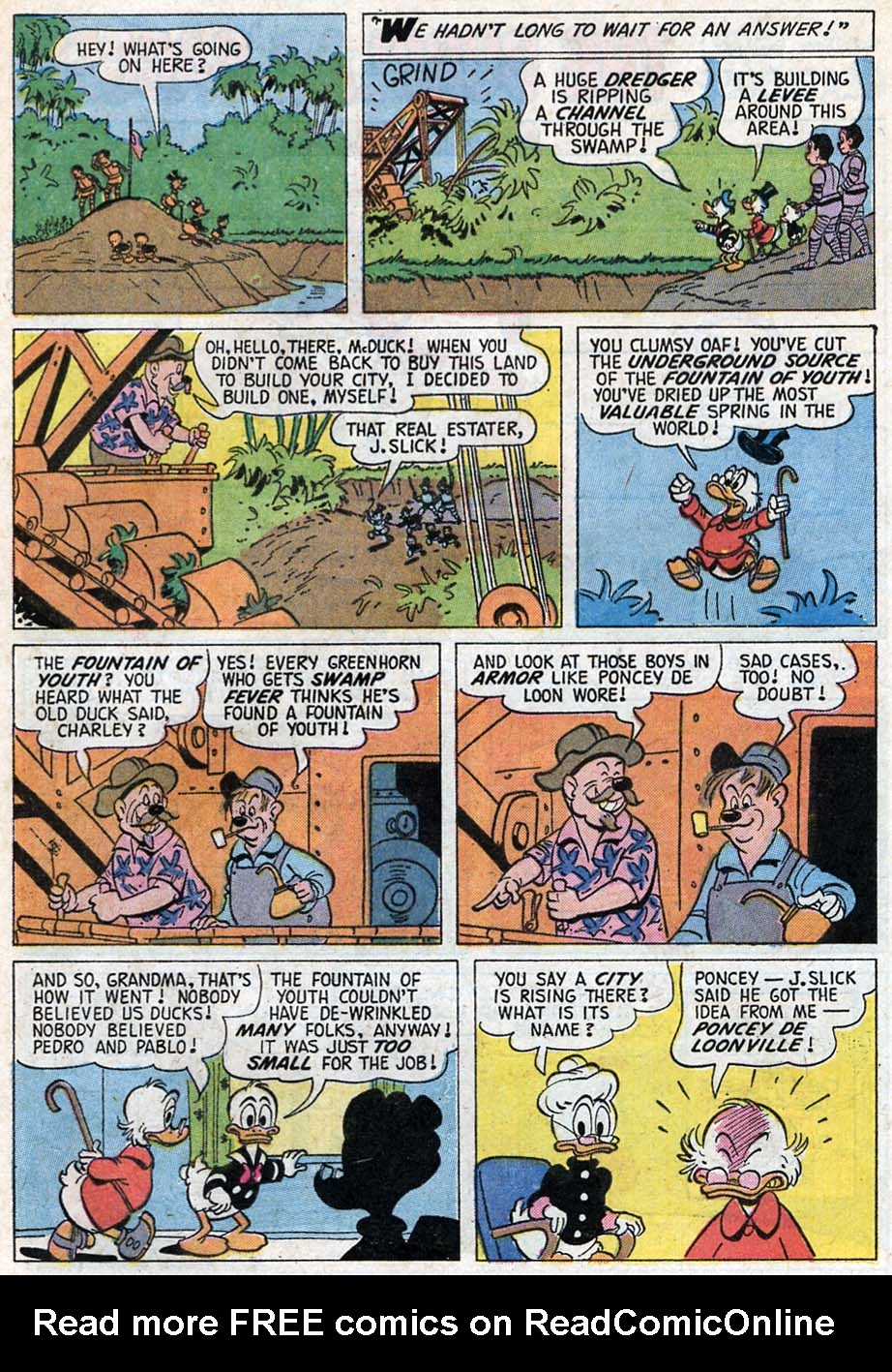 Read online Uncle Scrooge (1953) comic -  Issue #97 - 25