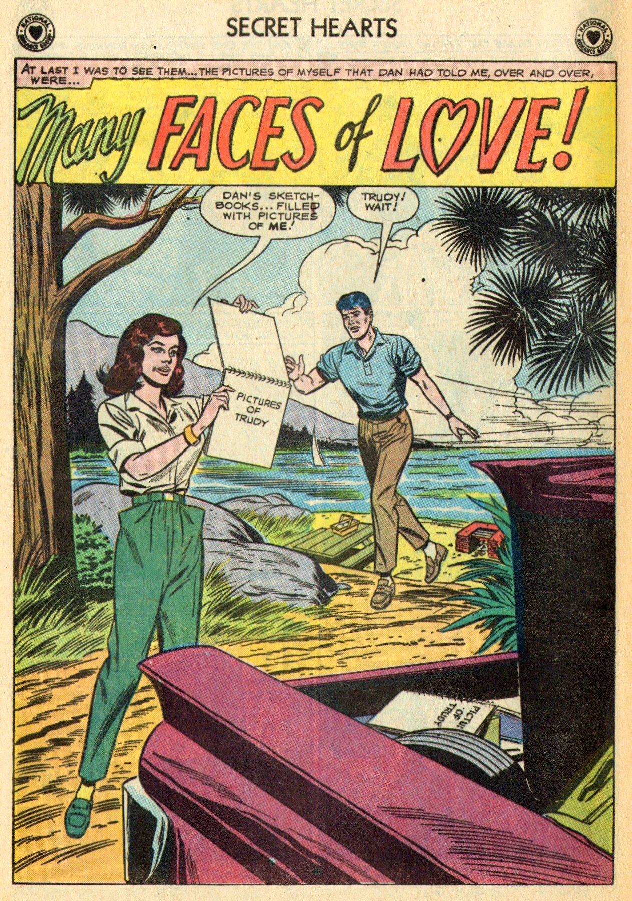 Read online Secret Hearts comic -  Issue #70 - 12