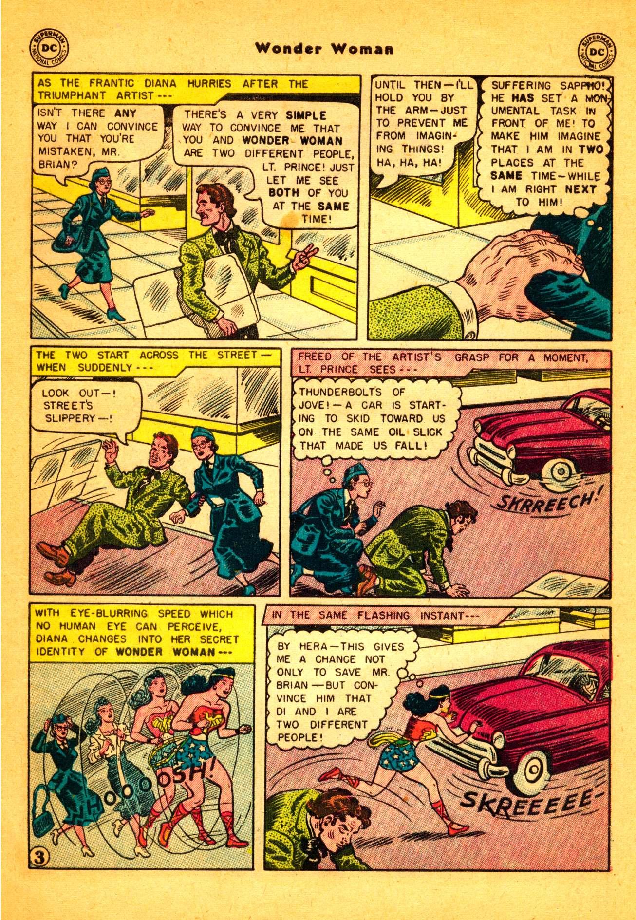 Read online Wonder Woman (1942) comic -  Issue #86 - 4