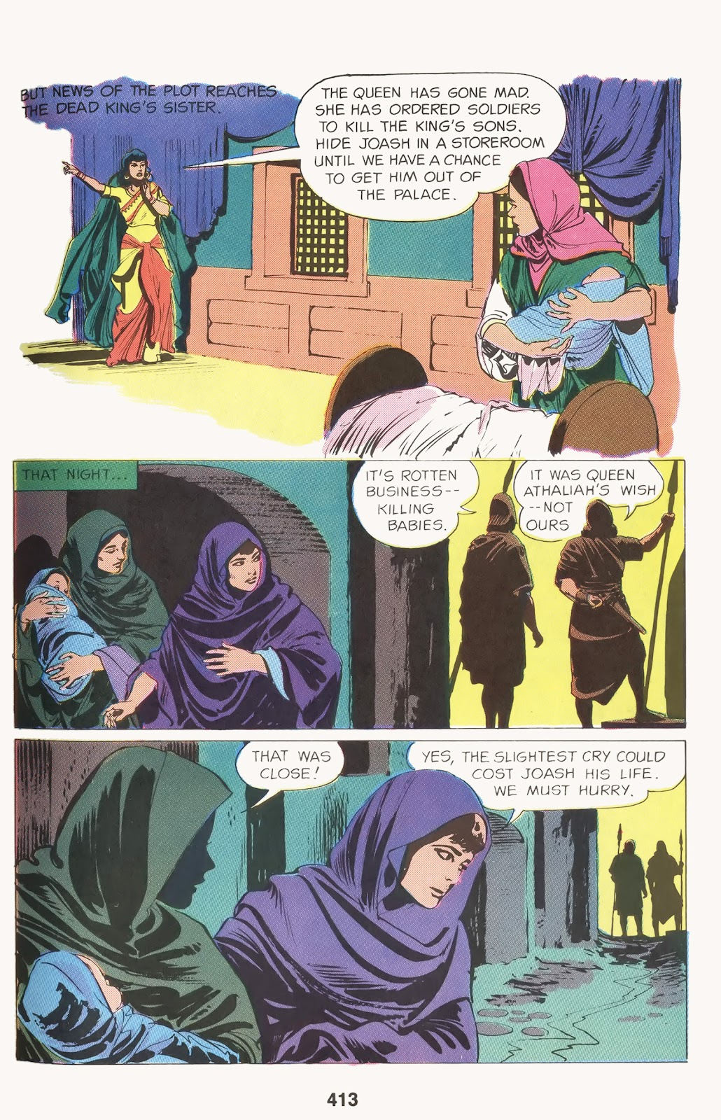 The Picture Bible issue TPB (Part 5) - Page 16
