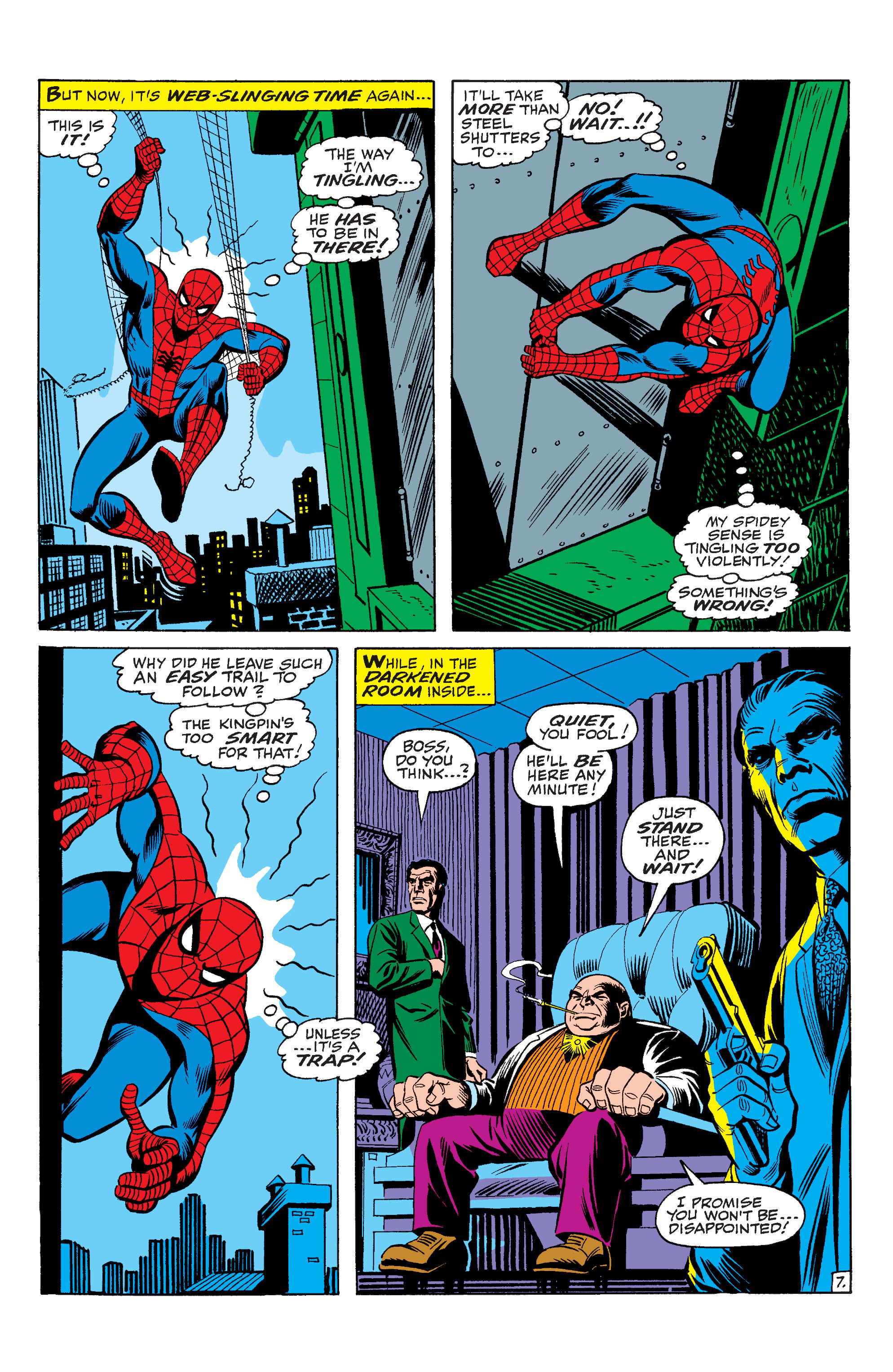 The Amazing Spider-Man (1963) 69 Page 7