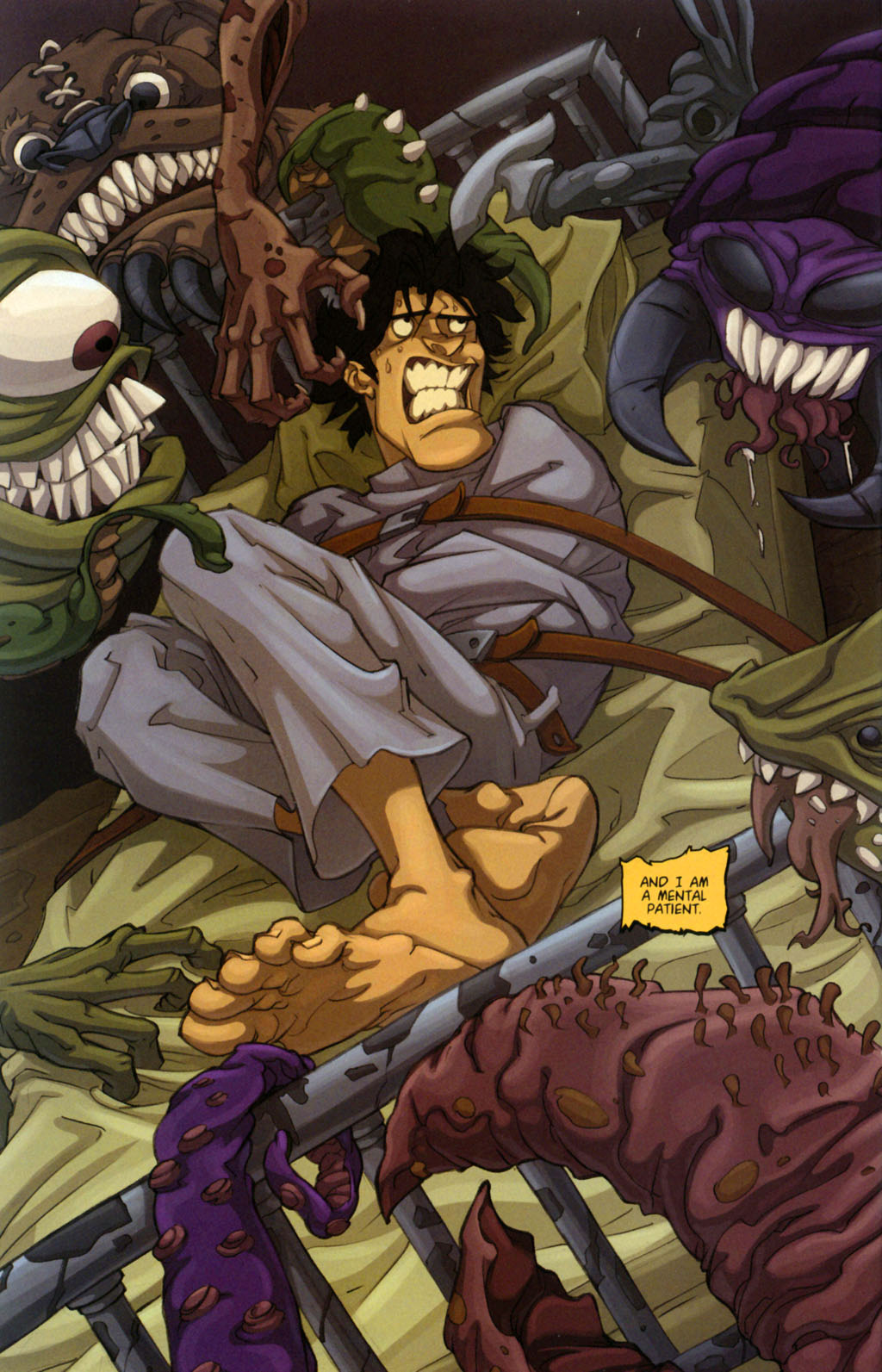Army of Darkness vs. Re-Animator Issue #1 #1 - English 9