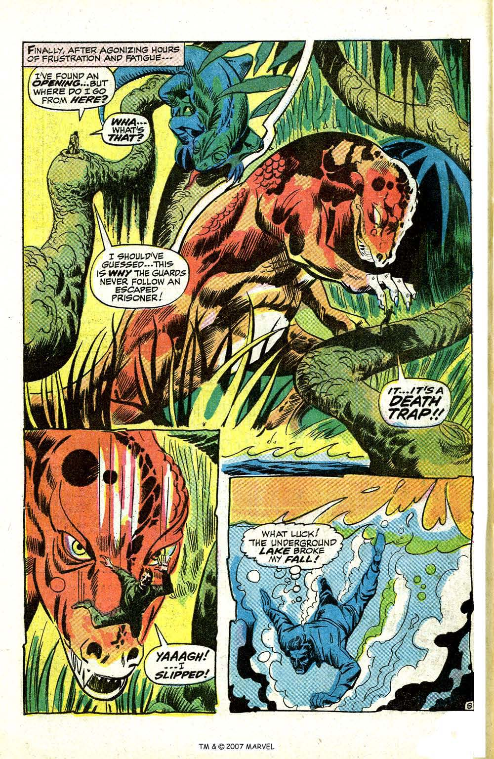 Read online Silver Surfer (1968) comic -  Issue #5 - 60