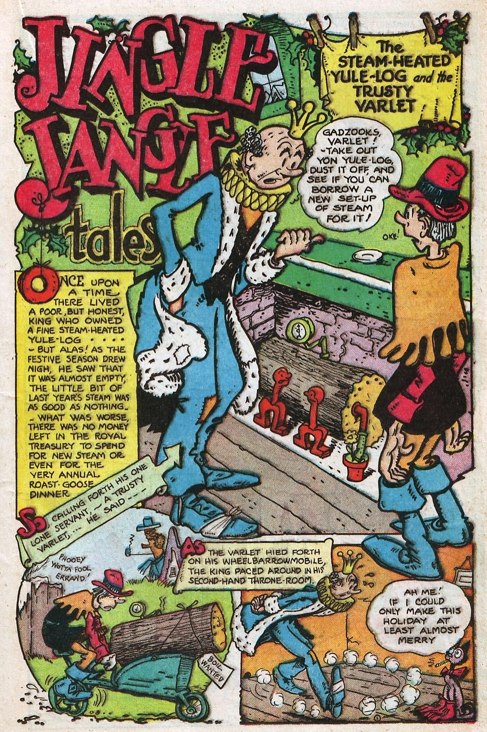 Jingle Jangle Comics issue 42 - Page 21