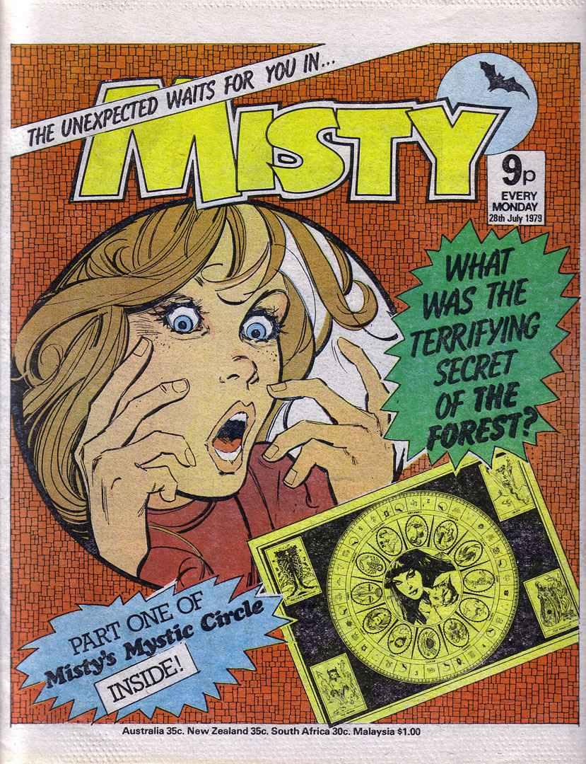 Misty (1978) 77 Page 1