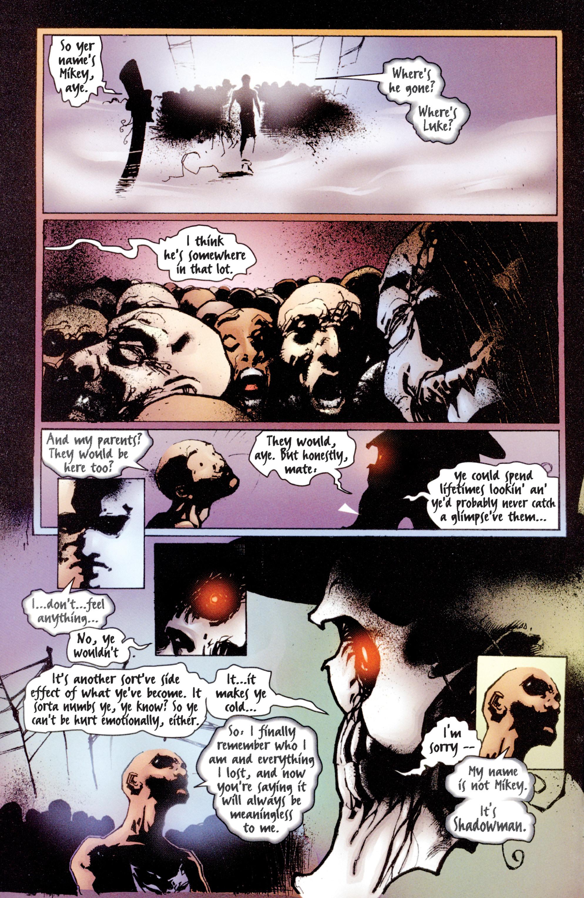 Read online Shadowman (1997) comic -  Issue #3 - 18