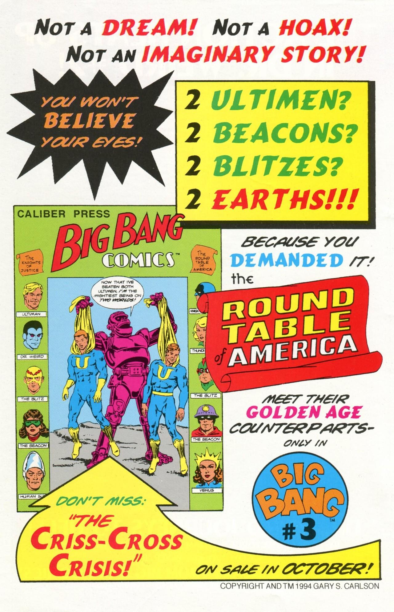 Read online Dr. Weird (1994) comic -  Issue #1 - 35