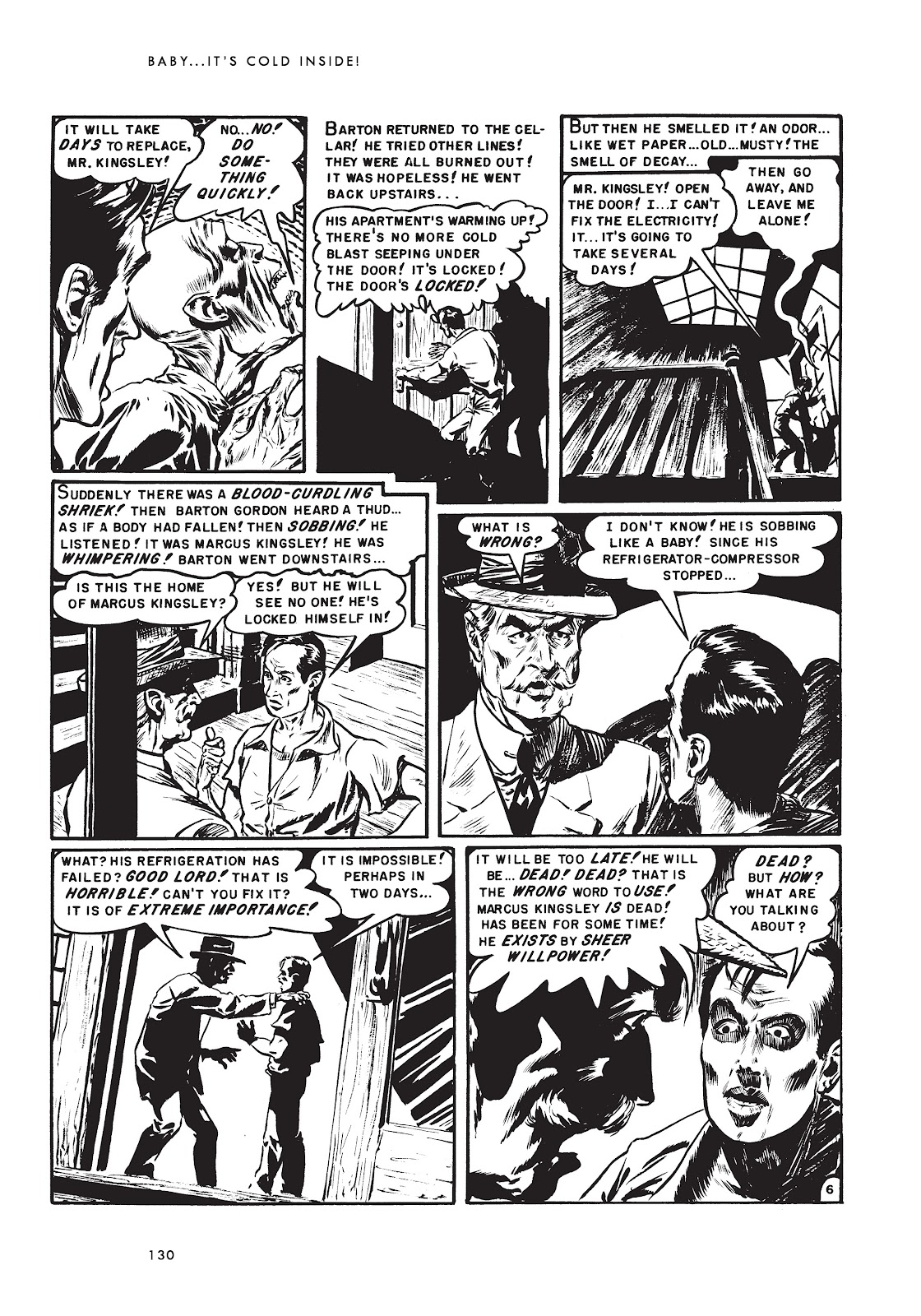 Read online Doctor of Horror and Other Stories comic -  Issue # TPB (Part 2) - 46