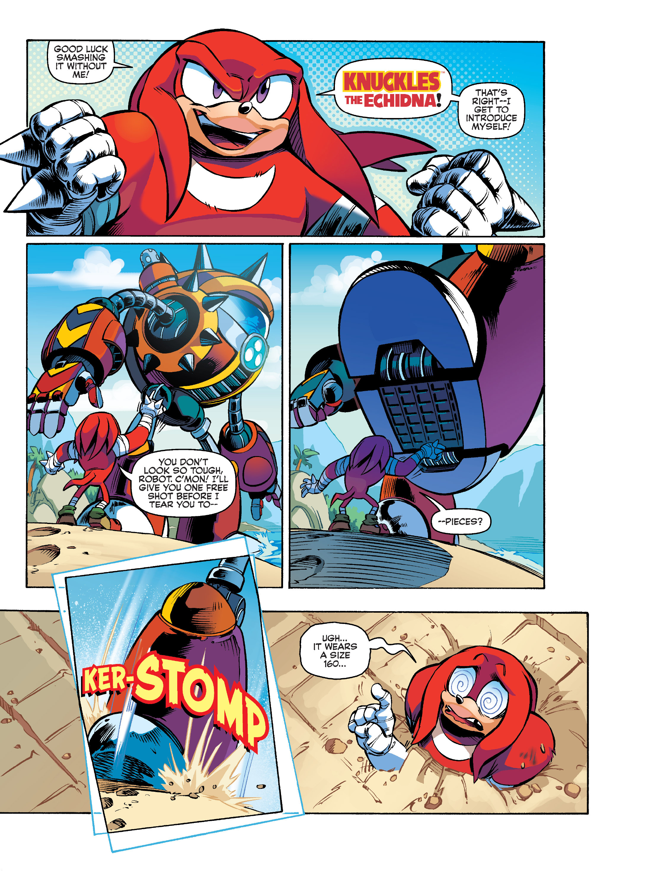 Read online Sonic Super Digest comic -  Issue #10 - 5