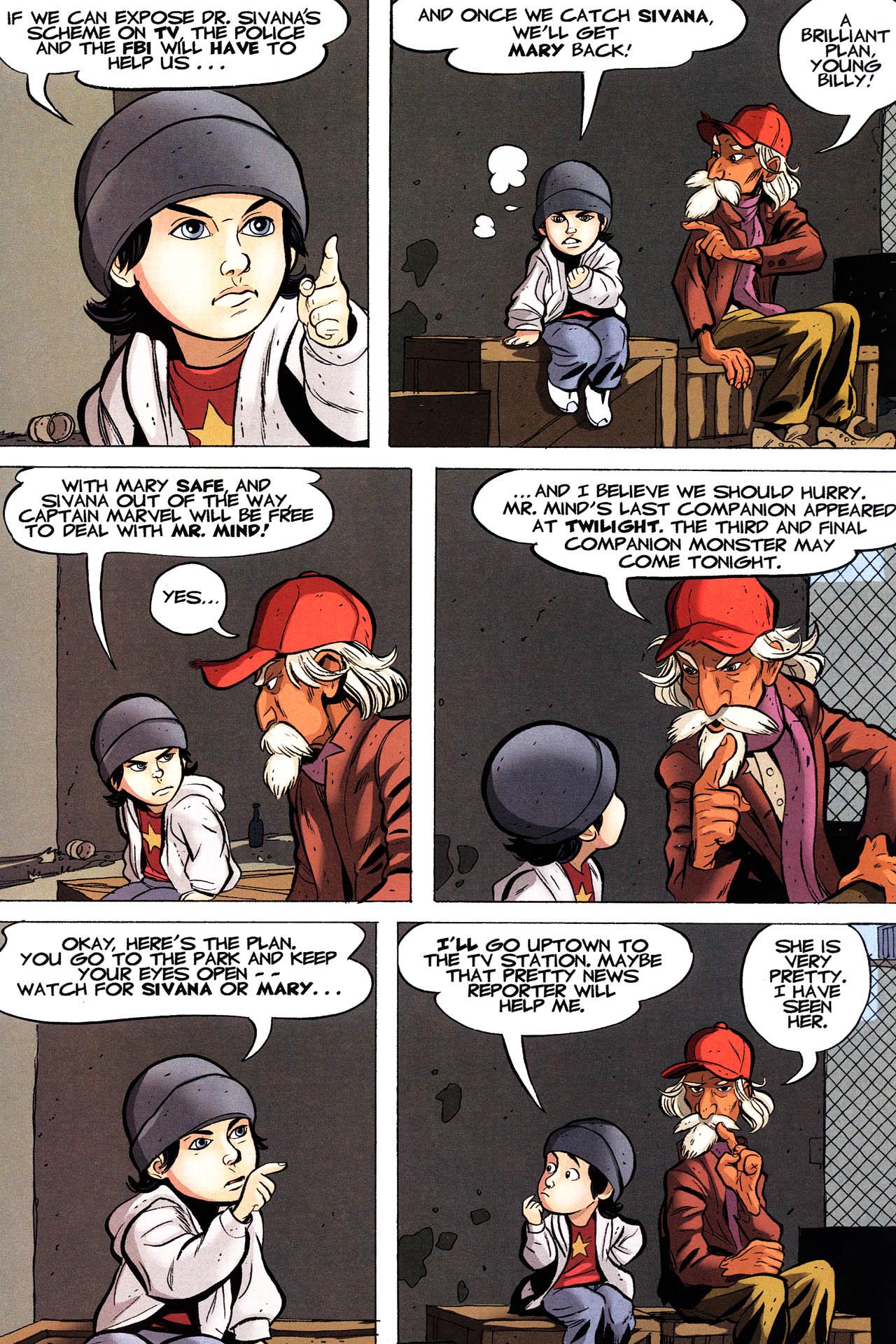 Read online Shazam!: The Monster Society of Evil comic -  Issue #3 - 33