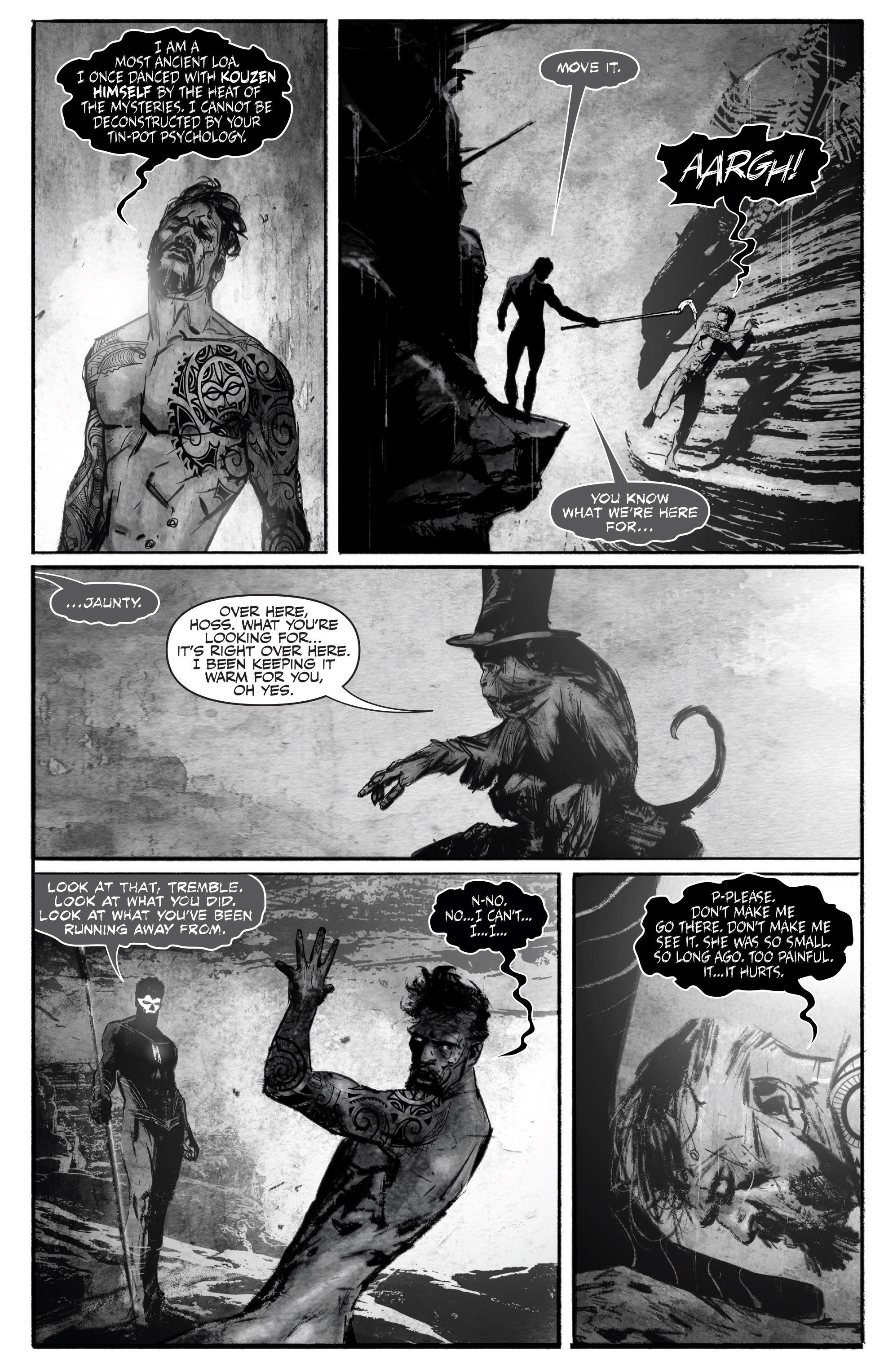 Read online Shadowman (2012) comic -  Issue #16 - 19