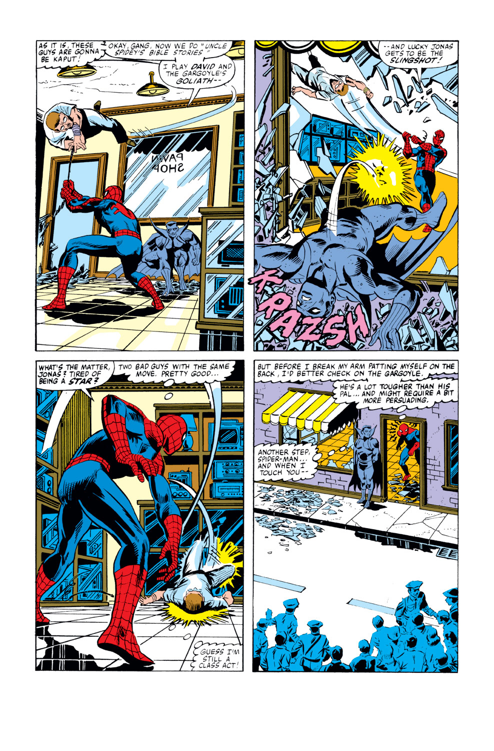 The Amazing Spider-Man (1963) 219 Page 21