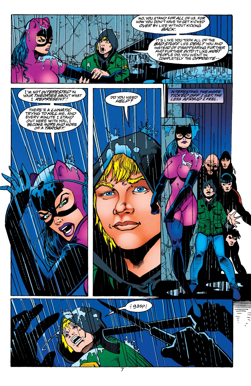 Catwoman (1993) Issue #59 #64 - English 8