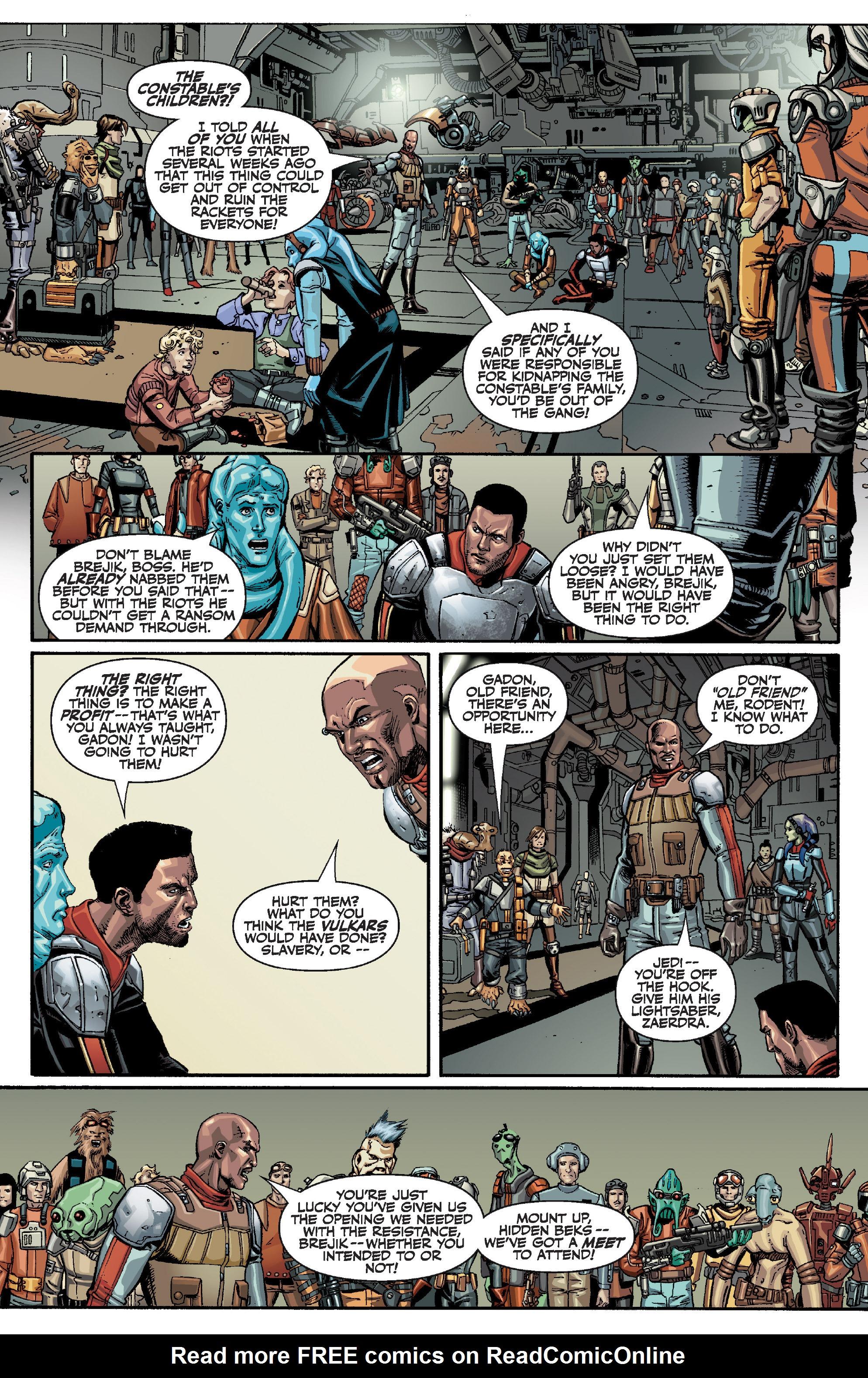 Read online Star Wars Omnibus comic -  Issue # Vol. 32 - 92