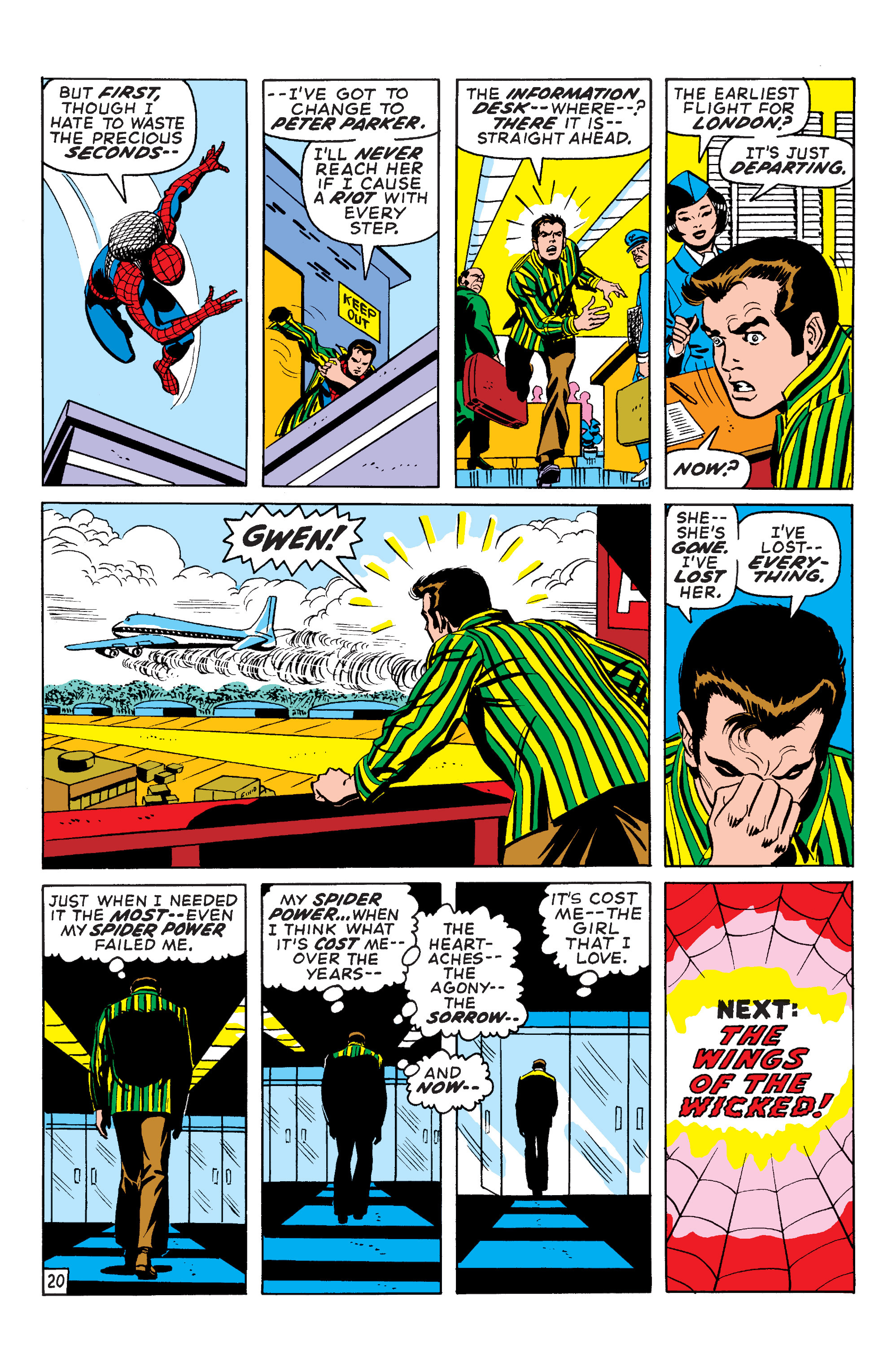 The Amazing Spider-Man (1963) 93 Page 19
