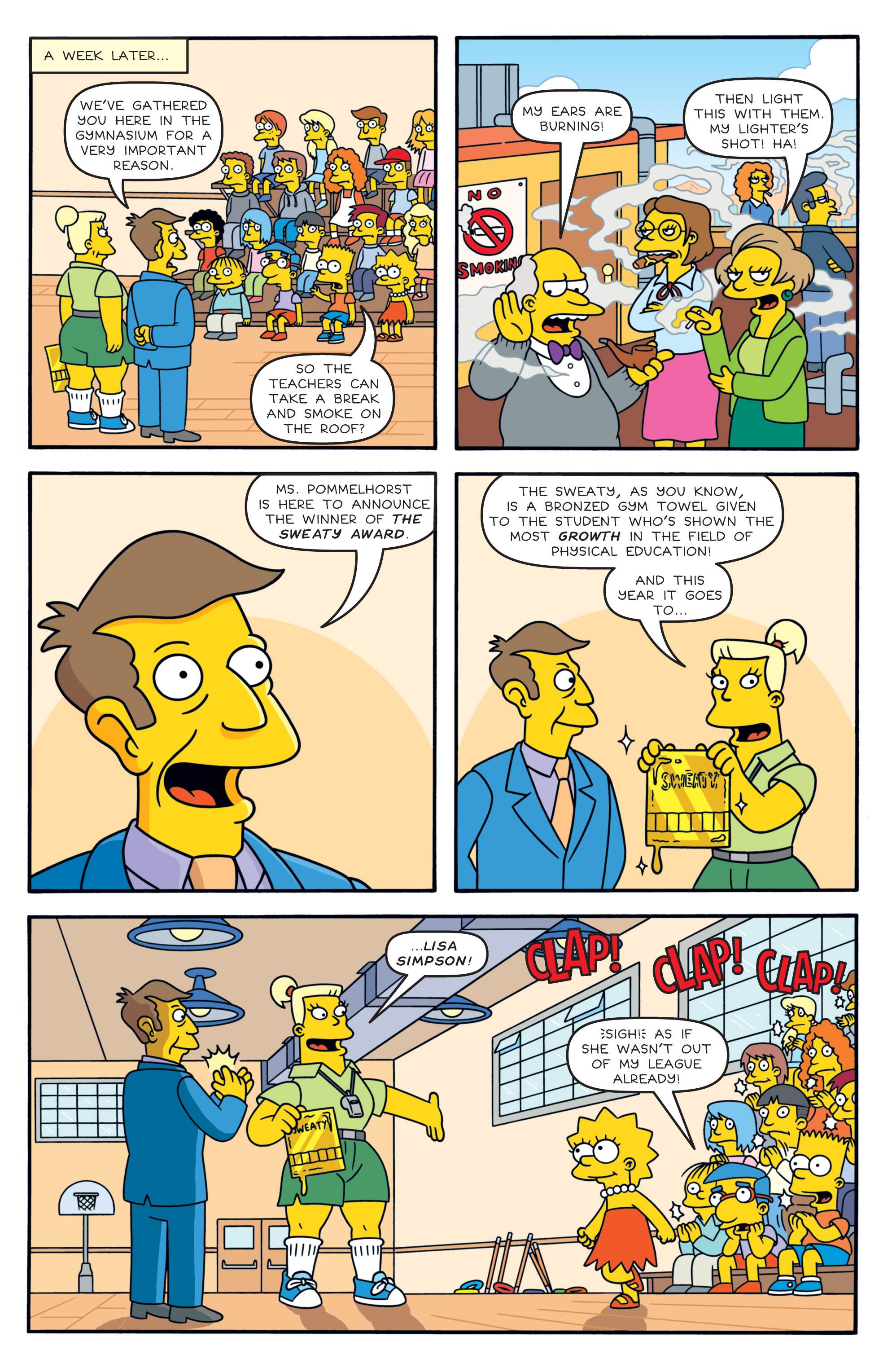 Read online Simpsons Comics comic -  Issue #194 - 15