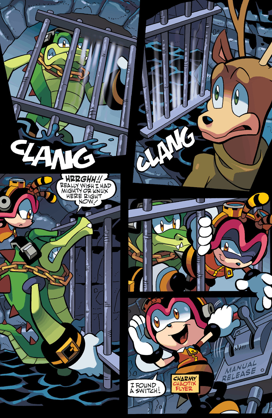Read online Sonic Universe comic -  Issue #47 - 5