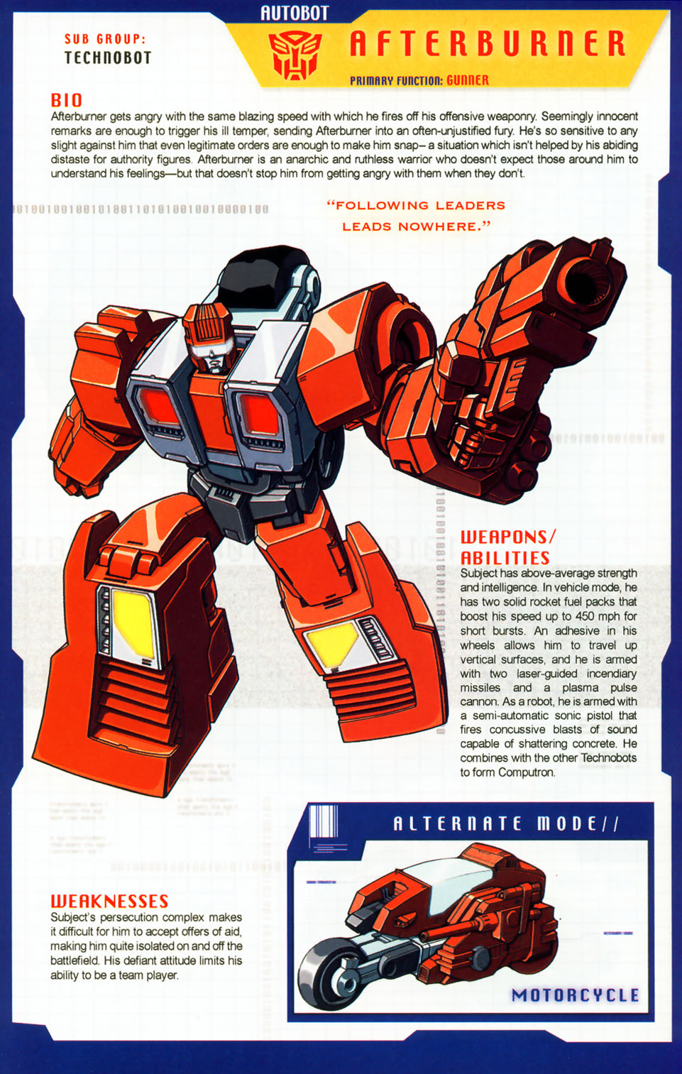 Read online Transformers: More than Meets the Eye comic -  Issue #7 - 5