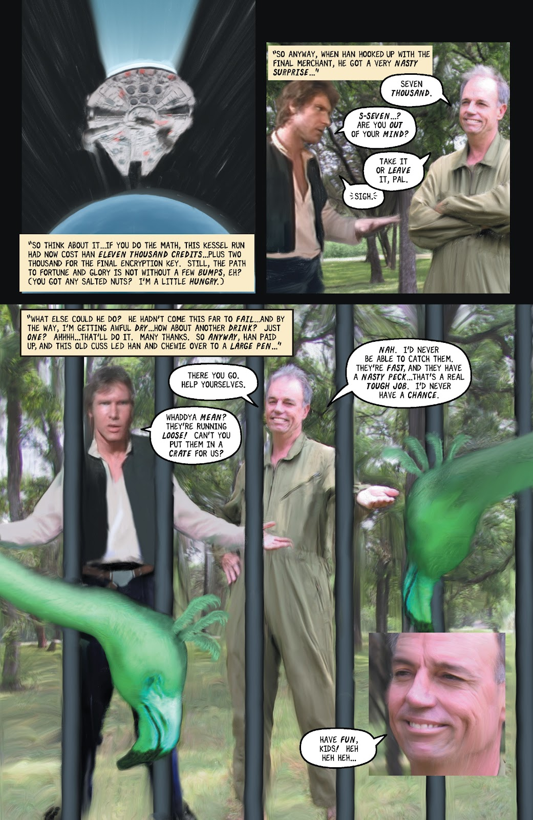 Read online Star Wars Legends Epic Collection: The Empire comic -  Issue # TPB 5 (Part 5) - 49