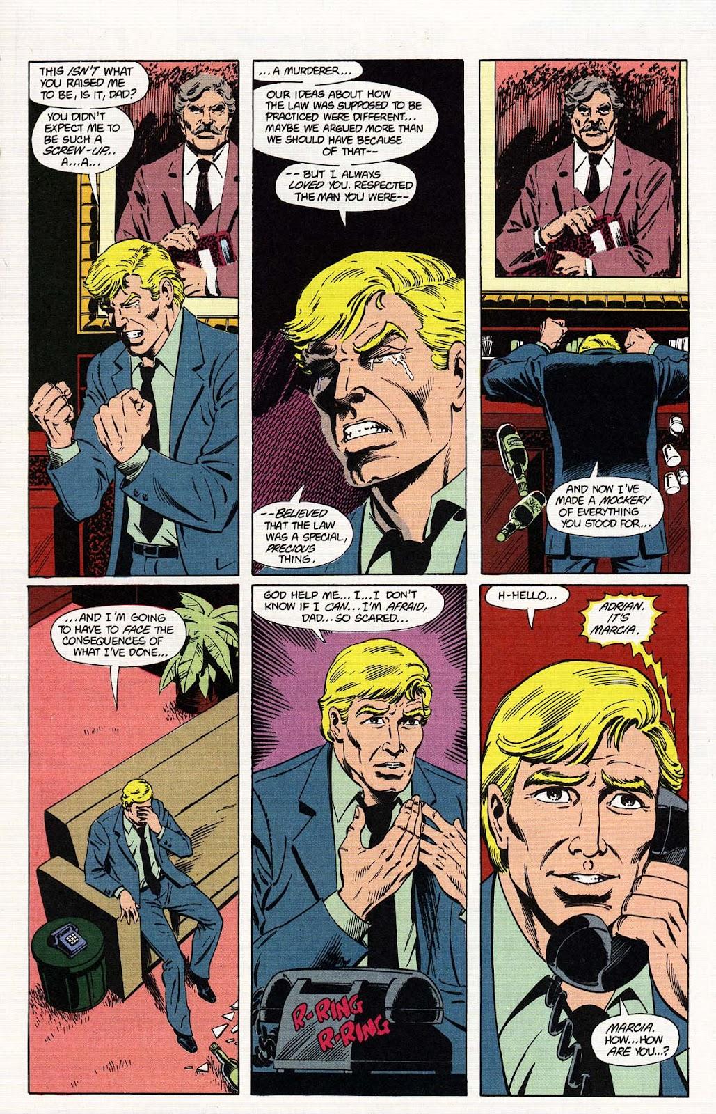 Vigilante (1983) issue 31 - Page 13