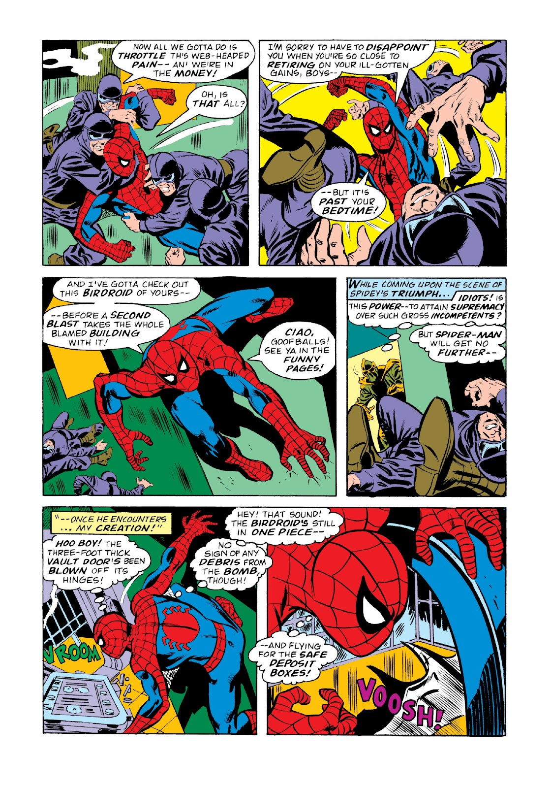 Read online Marvel Masterworks: The Spectacular Spider-Man comic -  Issue # TPB 2 (Part 2) - 86