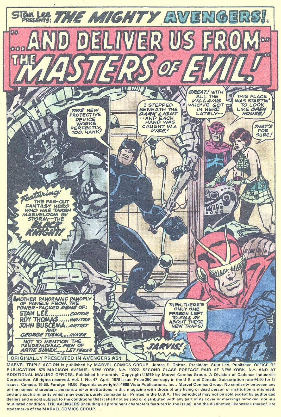 Marvel Triple Action (1972) issue 47 - Page 3