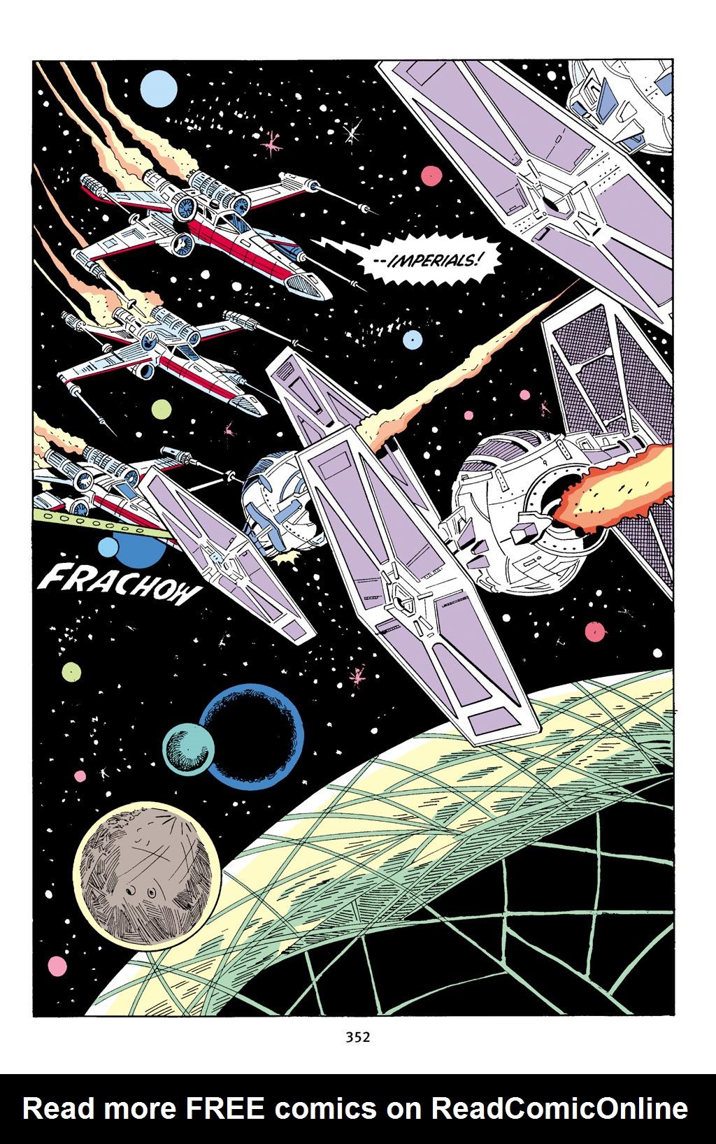 Read online Star Wars Omnibus comic -  Issue # Vol. 16 - 345