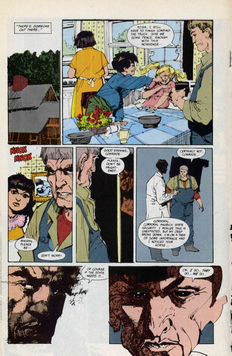 Read online Doctor Zero comic -  Issue #4 - 18