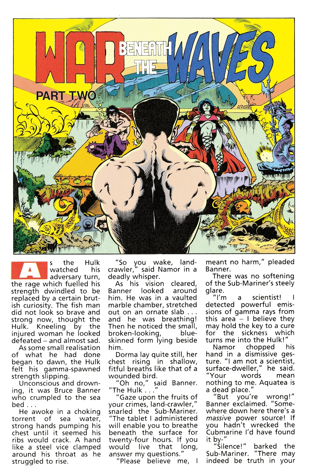 Read online Hulk: From The Marvel UK Vaults comic -  Issue # TPB (Part 3) - 32