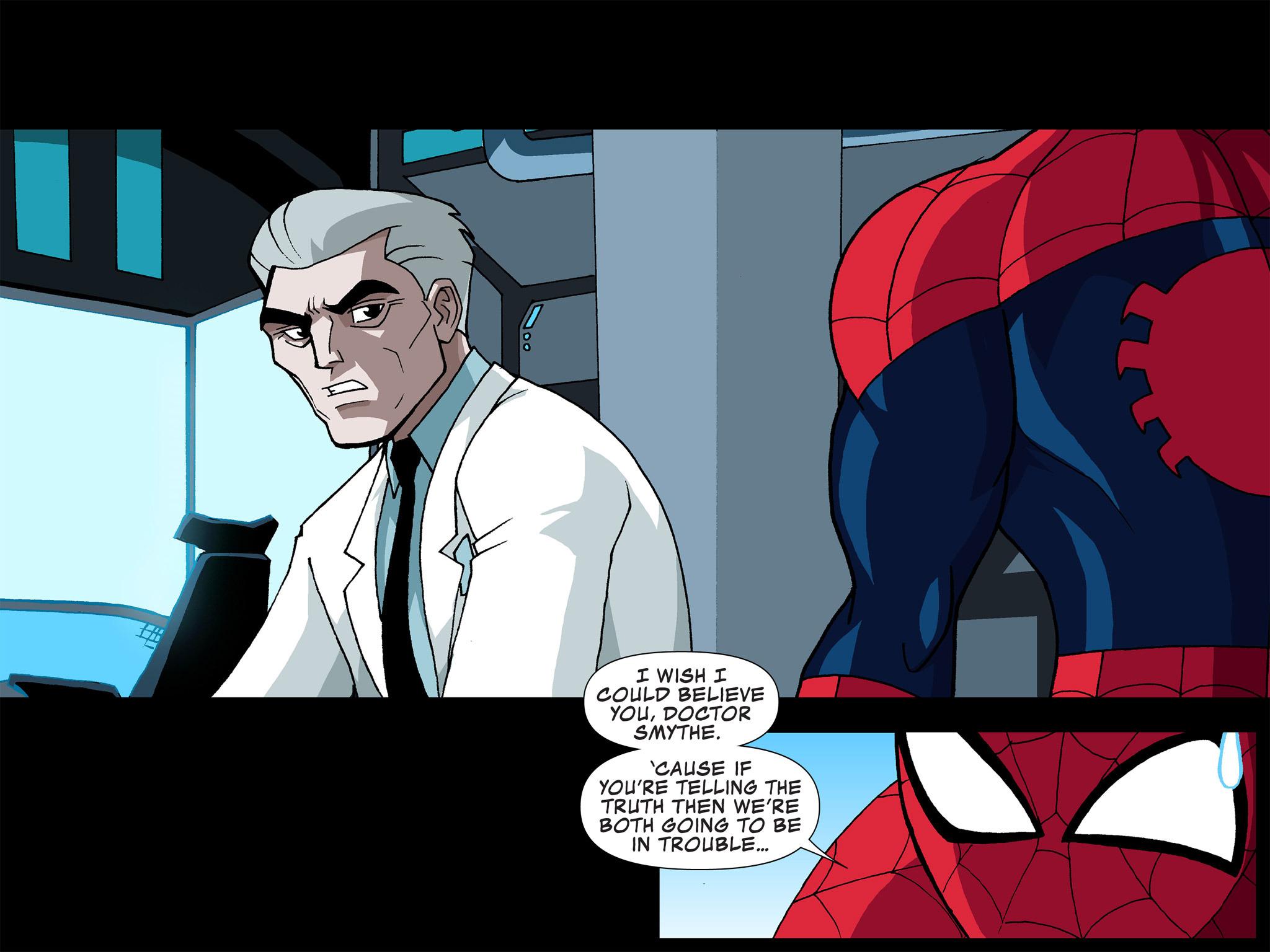Read online Ultimate Spider-Man (Infinite Comics) (2015) comic -  Issue #4 - 32