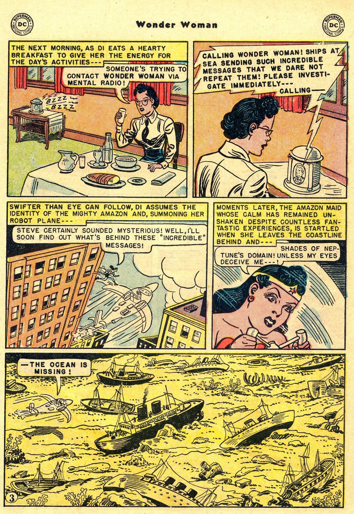 Read online Wonder Woman (1942) comic -  Issue #55 - 17