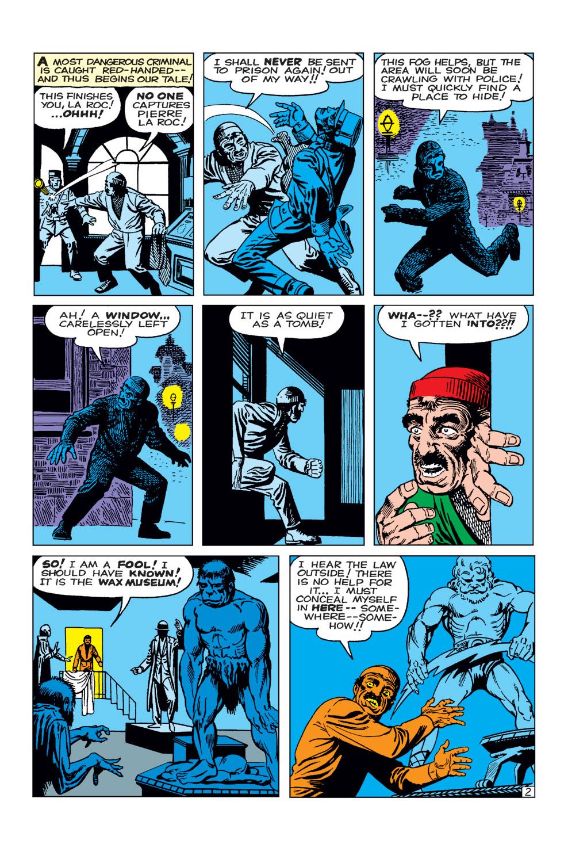 Read online Amazing Adventures (1961) comic -  Issue #1 - 17