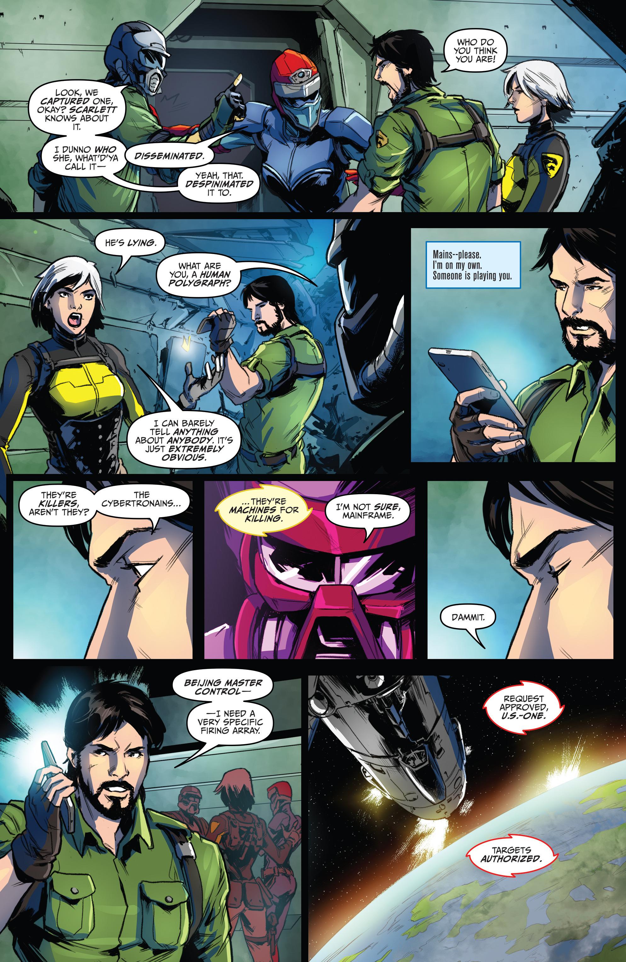 Read online Action Man: Revolution comic -  Issue #Action Man: Revolution Full - 21