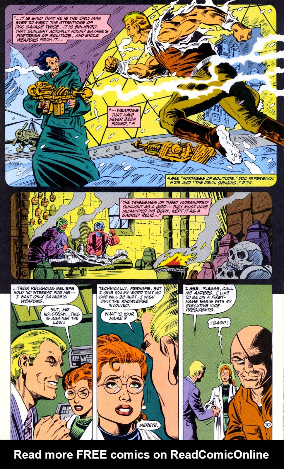 Doc Savage (1988) issue 11 - Page 12