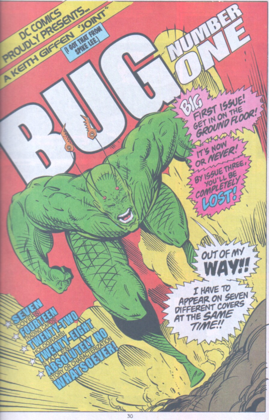 Read online Ambush Bug Nothing Special comic -  Issue # Full - 23